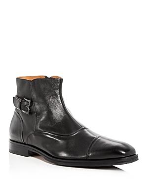 Bruno Magli Men's Arcadia Nappa Leather Boots