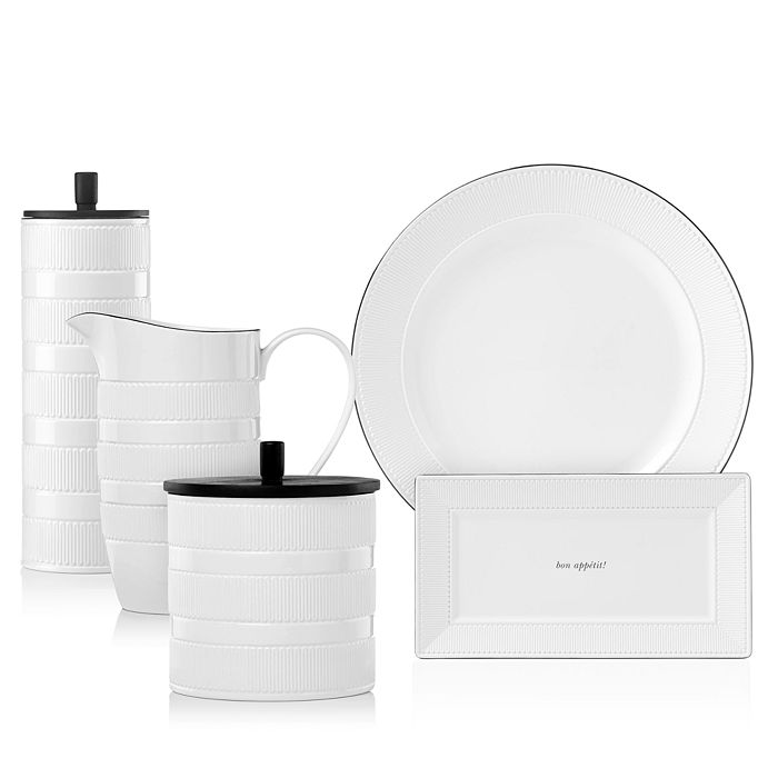 kate spade new york - York Ave Serveware Collection - 100% Exclusive