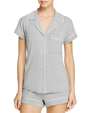 Eberjey Gisele Sleep Chic Short Pajama Set