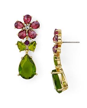 kate spade new york Cluster Drop Earrings