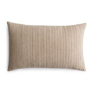 Hudson Park Interlock Garment Dye Decorative Pillow, 16 x 26 - 100% Exclusive