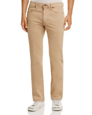 Joe's Jeans McCowen Straight Fit Chino Pants