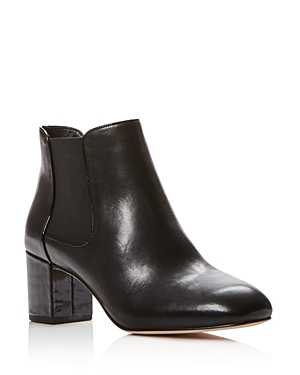 kate spade new york Leah Chelsea Block Heel Booties