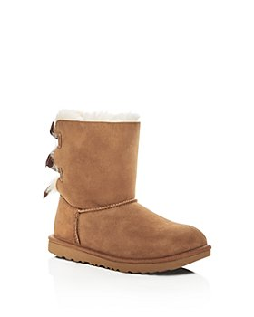 UGG® - Girls' Bailey Bow II Shearling Boots - Little Kid, Big Kid
