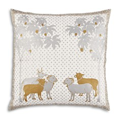 "JR by John Robshaw Sarasa Decorative Pillow, 20"" x 20"" - Bloomingdale's_0"