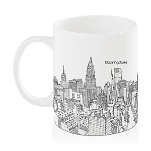 Bloomingdale's Nyc Cityscape Mug - 100% Exclusive