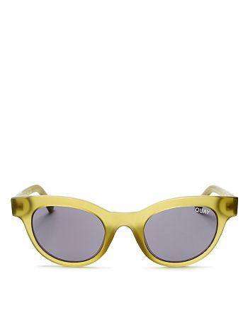 Quay - Women's Star Struck Cat Eye Sunglasses, 47mm