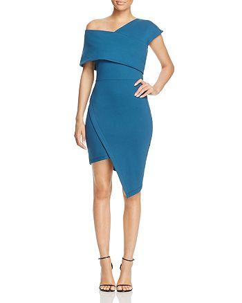Elliatt - Asymmetric One-Shoulder Dress - 100% Exclusive