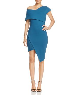 Elliatt Asymmetric One-Shoulder Dress - 100% Exclusive