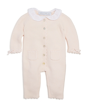 Tartine et Chocolat Girls Knit Playsuit  Baby