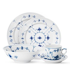"Royal Copenhagen ""Blue Fluted Plain"" - Bloomingdale's Registry_0"