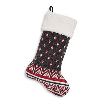 Bloomingdale's - Fair Isle Stocking - 100% Exclusive