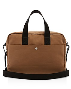 STATE - Canvas Preson Brief Messenger Bag