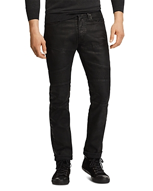 Polo Ralph Lauren Sullivan Slim Fit Jeans in Black