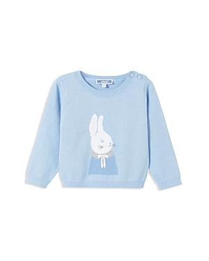 Jacadi Girls Intarsia Bunny Sweater  Baby