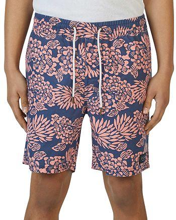 Barney Cools - Amphibious Floral Swim Trunks