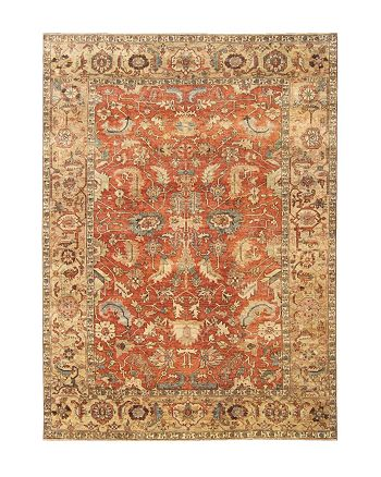 Exquisite Rugs - Vannatta Area Rug, 8' x 10'