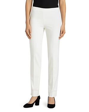 Lafayette 148 New York Bleecker Straight-Leg Pants