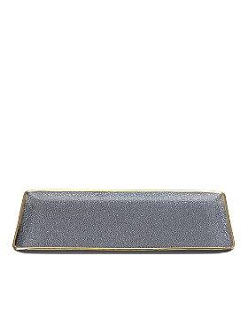 Michael Wainwright - Panthera Blue and Gold Serving Tray - 100% Exclusive