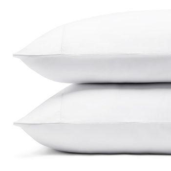 Amalia Home Collection - Amora Cotton & Silk Standard Pillowcase, Pair - 100% Exclusive