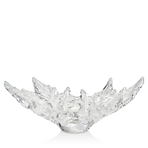 Lalique Servewares CHAMPS-ELYSEES LARGE BOWL, CLEAR