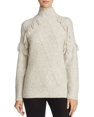 John + Jenn Isadore Fringe Sweater - 100% Exclusive