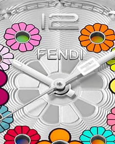 Fendi - Momento Fendi Flowerland Watch, 34mm