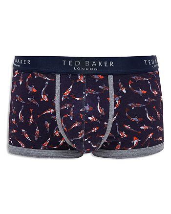 Ted Baker - Hen Fish Print Boxer Briefs