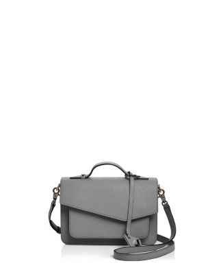 COBBLE HILL LEATHER CROSSBODY