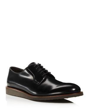 To Boot New York Men's Samuel Leather Plain Toe Oxfords