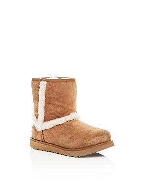 Ugg Girls Hadley Ii Suede  Shearling Boots  Little kid Big Kid