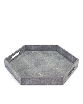 Regina Andrew Design - Shagreen Hex Tray