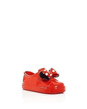 Mini Melissa Girls Mini Be Minnie SlipOn Flats  Walker Toddler