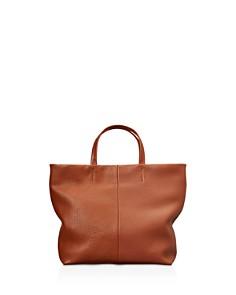 Shinola - Square Leather Tote