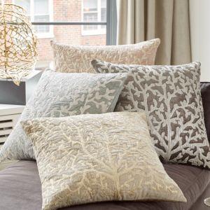 Michael Aram Tree of Life Appliqued Velvet Decorative Pillow, 20 x 20