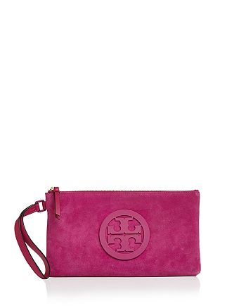 Tory Burch - Charlie Suede Clutch