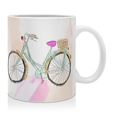 Deny Designs Allyson Johnson My New Bike Mug - Bloomingdale's_0