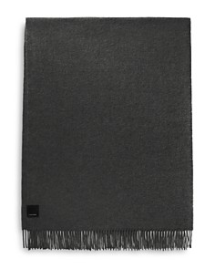 Canada Goose - Solid Woven Wool Scarf