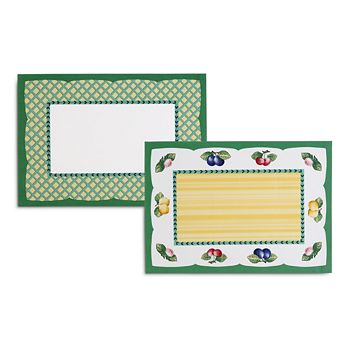 Villeroy & Boch - French Garden Placemats, Set of 4