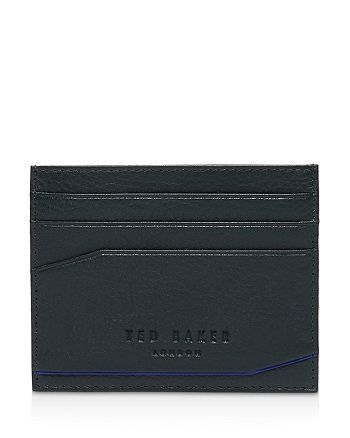 88d15d740 Ted Baker - Binxx Colored Leather Card Case