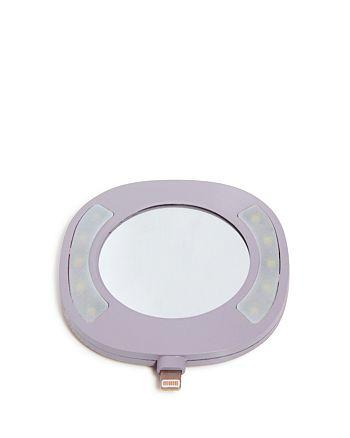 Plug Life - Smartphone Light-Up Makeup Mirror