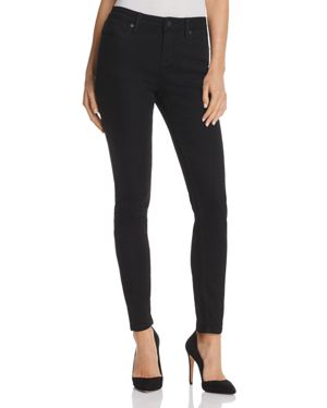 Kenneth Cole Skinny Jeans in Black