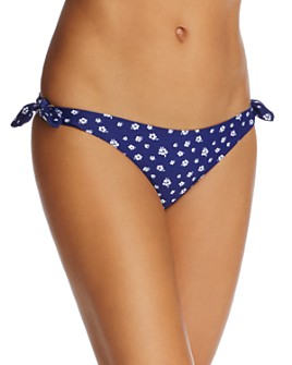 MINKPINK - Floral Mantaray Hipster Bikini Bottom - 100% Exclusive