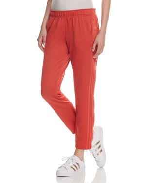 Adidas Three Stripe Snap Side Track Pants
