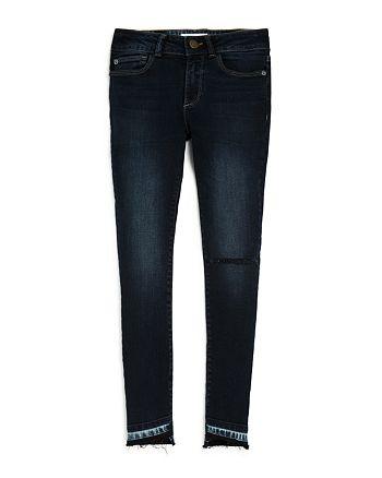 DL1961 - Girls' Released-Hem Skinny Jeans - Little Kid