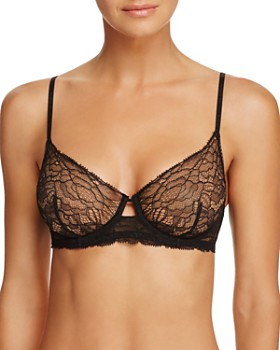 La Perla - Freedom Sheer Lace Underwire Bra