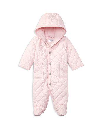 Ralph Lauren - Girls' Matte Bunting Coat - Baby