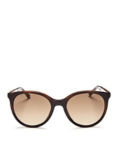 Jimmy Choo - Women's Erie Round Sunglasses, 54mm