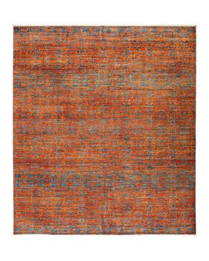 Solo Rugs Eclectic Area Rug, 9' 4 x 8' 4