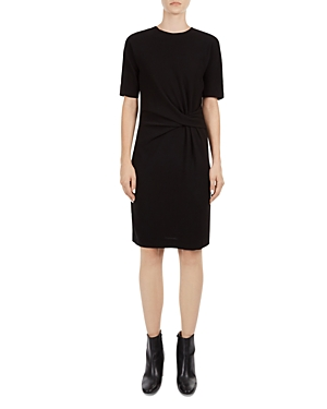 Gerard Darel Nathan Twist Waist Dress